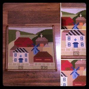🦋2/$10 3/$15 4/$18 5/$20 Vintage 70s Stitch Print